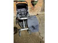 Quinny pushchair used
