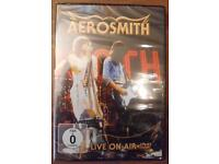 Aerosmith - Live on Air (DVD) [sealed] Mitte - Hamburg Hamm Vorschau