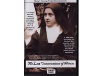 The Last Conversations: St Therese of Lisieux DVD £8.50