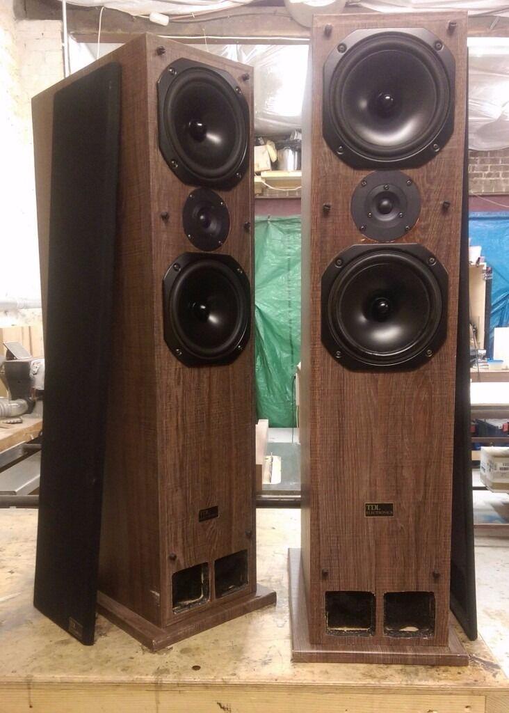 Tdl Rtl3 Floorstanding Speakers   TheFloors.Co