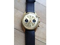 Camy Swiss Vintage Chronograph Watch