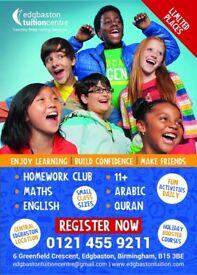 Homework Club in Edgbaston