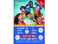 Homework Club in Edgbaston