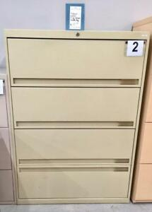 4 Drawer Lateral Filing Cabinets - **Many Choices**