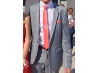 Next Grey Boys Prom/Wedding/Ball Suit