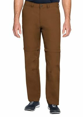 Jack Wolfskin Canyon Zip Off Pants Herren deer brown *U… |