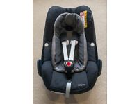 MaxiCosi car seat Pebble Plus
