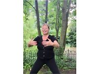 Qigong in the Castle Grounds, Reigate ~ relaxing, no pressure exercise for all fitness levels