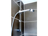 Mira Bathroom shower fitting with all fixtures