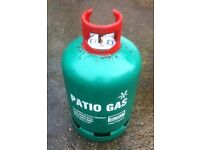 Calor Propane Patio Gas Bottle Empty