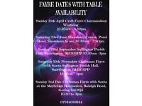 CRAFT FAYRE & FUN DAY CHRISTMAS FAYRE'S AND MORE SUSSEX