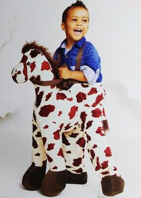 Boys Toddler PONY Ride in Horse Halloween Costume Animal 2T 3T 4T 5T Purim - Horses In Halloween Costumes