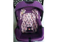 Obaby Infant Car Seat O+
