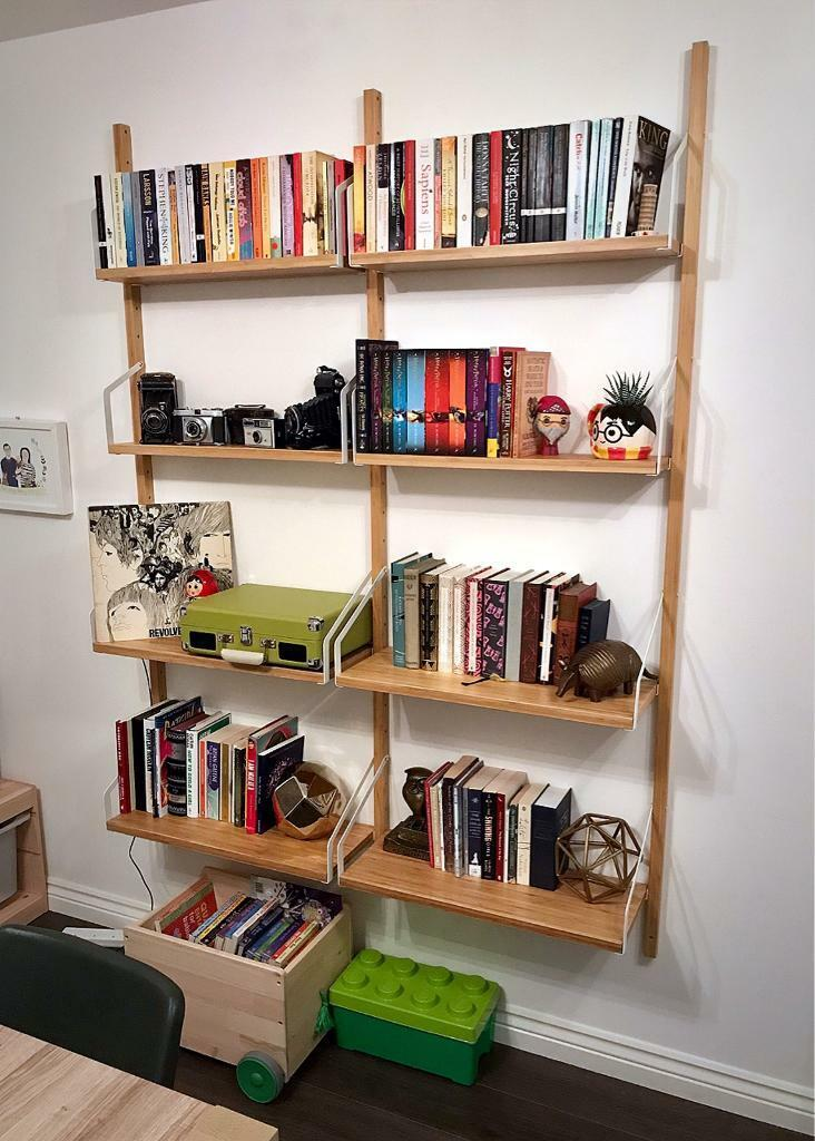innovative design 39137 9ebe3 Ikea Svalnas Shelving | in Dunfermline, Fife | Gumtree