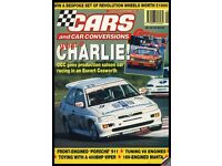 Cars and Car Conversions Magazines