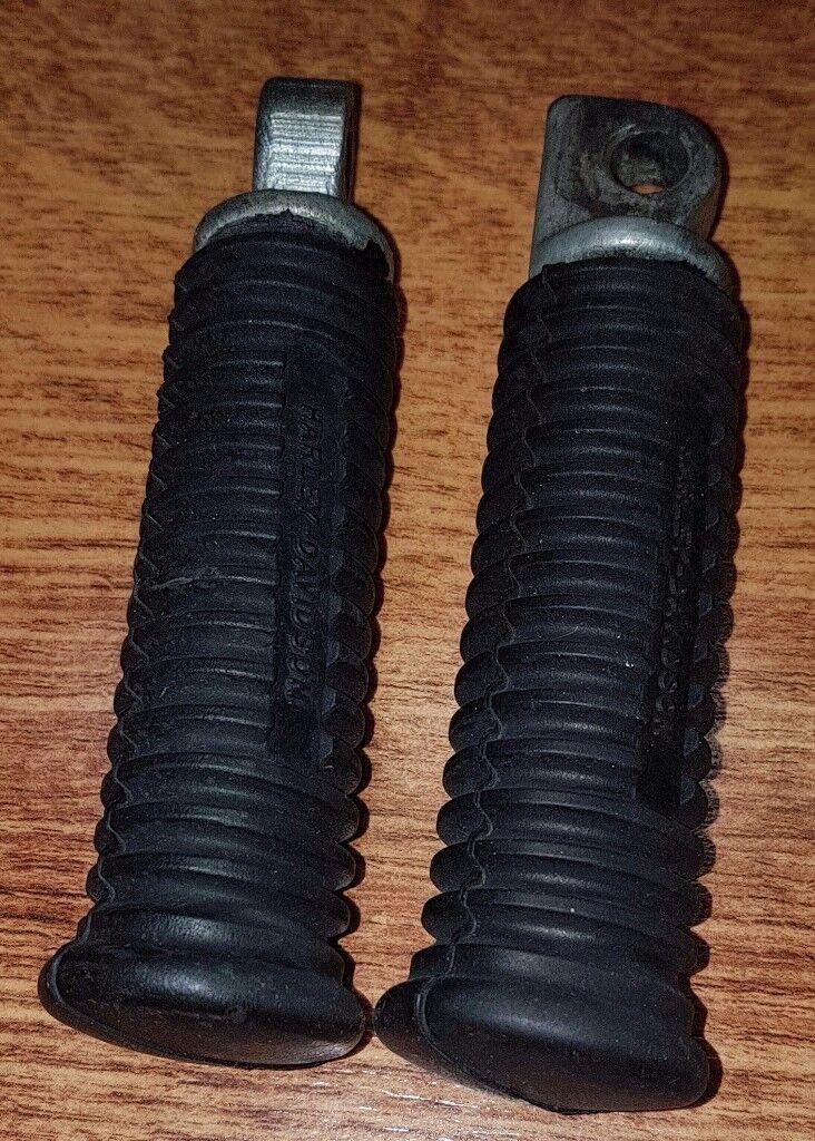 Harley Davidson foot pegs