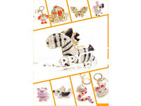 Crystal Keyrings Wholesale ONLY