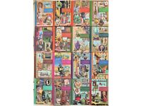 The Golden Book Encyclopedia, Deluxe Edition, 1960 print, (full set 16 Volumes)