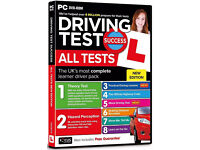 DRIVING TEST SUCCESS DVD for new drivers - includes Theory Test