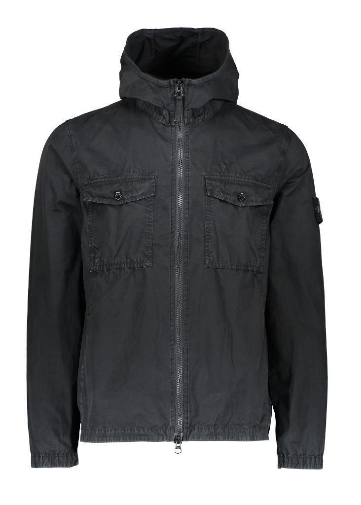 718b9c26200b Stone Island Brush Canvas Hooded Jacket - Large | in Newcastle ...