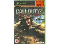 Call of Duty 2 Big Red One on Xbox