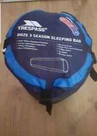 Very good condition sleeping bag