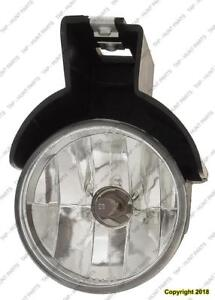 Fog Light Driver Side/Passenger Side Renegade Model High Quality Jeep Liberty 2002-2007