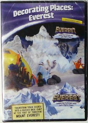 Decorating Places: Everest (Vacation Bible School, 2015 Easy VBS)](Vacation Bible School Decorations)