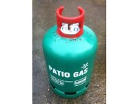 Gas Bottle Calor Patio Gas 13kg for BBQ's and Patio Heaters