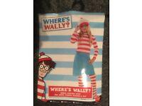 Where's Wenda Costume Age 10-12 £15 ONO