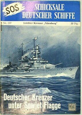 SOS Schicksale deutscher Schiffe Band 117 in Z2