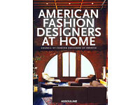American Fashion Designers at Home published by Assouline of New York