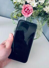 Apple IPhone XR Black 64GB £250 (ONO)