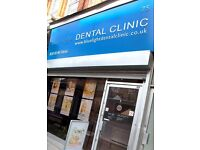 Part time dental nurse postion, private practice North London.