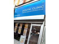 Part time dental nurse postion, North London.