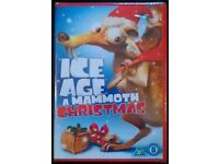 New DVD: 'Ice Age A Mammoth Christmas' (2008)