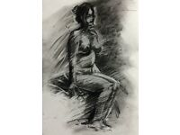 Life models needed for life drawing group. Birmingham.