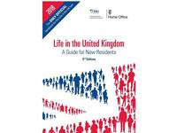 Life in the UK book; 3rd edition, 2918