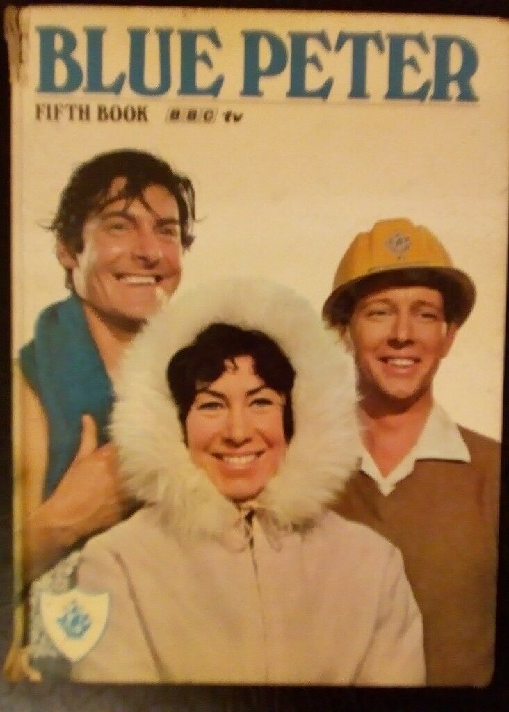 Blue Peter Annual Fifth Book, Excellent Condition