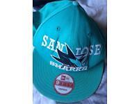 San Jose Shark New Era Snapback