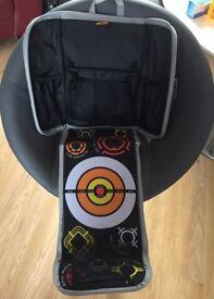 Kids Nerff target bag