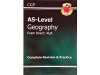 AS Level Geography AQA Complete Revision & Practice