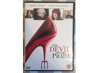 DVD – The Devil Wears Prada (BRAND NEW selling, because already have one) (FFSP)