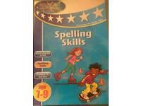 Spelling skills workbook