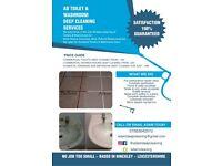 Toilet & Washroom Deep Cleaner