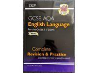 GCSE English Language AQA - Revision and Practice Textbook - CGP