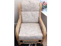 Conservatory Chairs and Foot Stool Cushions