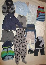 3 - 6 Months Baby boys clothes