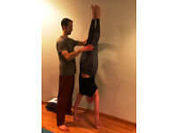 Offering private or semi-private YogaTherapy. Heal from an injury or create optimal alignment.