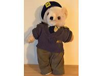 AA service patrol teddy